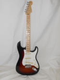 Fender American Standard Stratocaster. Alder body, maple neck.